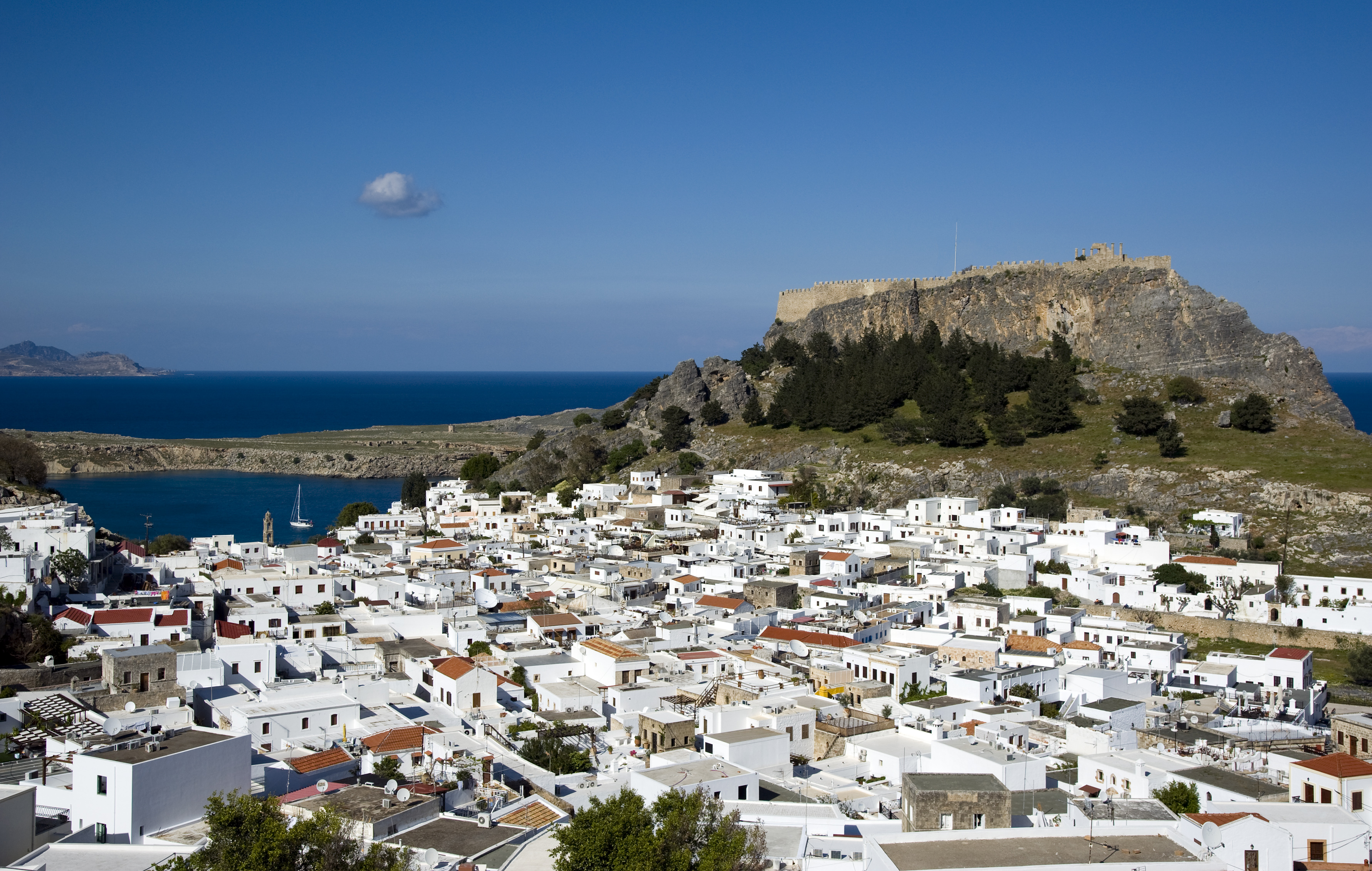 8 Accessible Destinations on the island of Rhodes