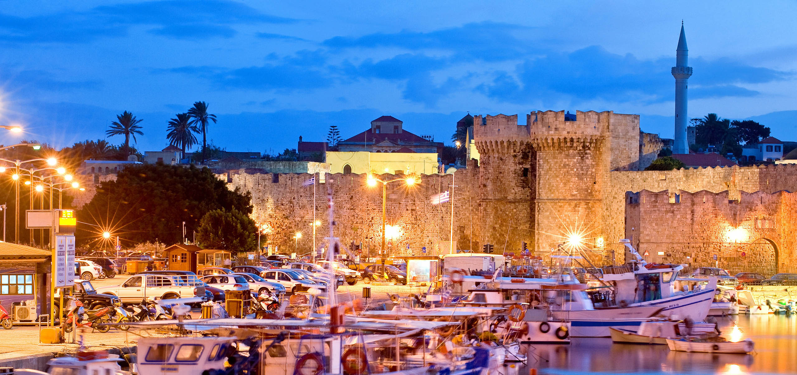 7 Accessible Destinations on the island of Rhodes