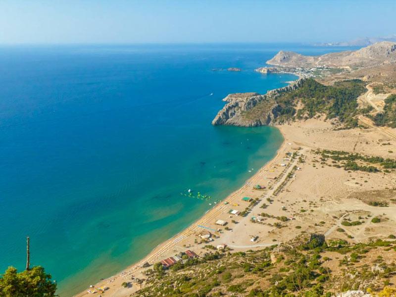 Προσβάσιμες Παραλίες Ρόδο