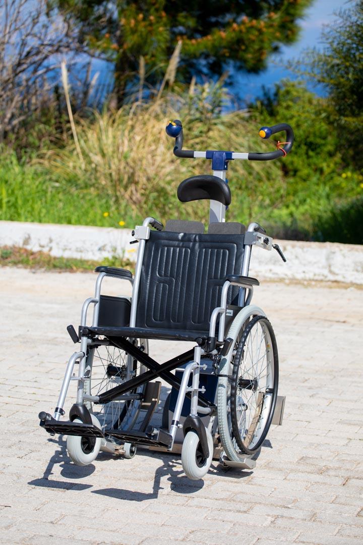 Εξοπλισμός Accessible Rhodes